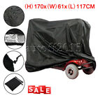 Extra Large Mobility Scooter Storage Rain Cover Waterproof Disability 170/140CM