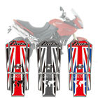 3D Fuel Gas Protector Tank Pads Sticker For Triumph Tiger 1200 2018-2019 $23.99 USD on eBay