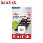SanDisk Ultra 16GB 32GB 64GB micro SDHC/SDXC Memory Card 80MB/s full HD Videos