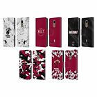 OFFICIAL NBA 2018/19 MIAMI HEAT LEATHER BOOK WALLET CASE COVER FOR LG PHONES 1 on eBay