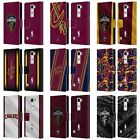 OFFICIAL NBA CLEVELAND CAVALIERS LEATHER BOOK WALLET CASE COVER FOR LG PHONES 2 on eBay