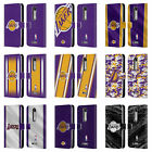 OFFICIAL NBA LOS ANGELES LAKERS LEATHER BOOK WALLET CASE FOR MOTOROLA PHONES 2 on eBay
