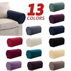 1Pair Removable Arm Chair Protector Armchair Covers Armrest Stretch - Sofa Couch