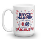 Bryce Harper Philadelphia Phillies Coffee Mug White on Ebay