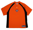 Reebok NBA Basketball Mens Phoenix Suns Short Sleeve Shooting Shirt, Orange on eBay