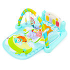 5 In 1 Multifunctional Baby Infant Activity Gym Play Mat Musical Hanging Toys