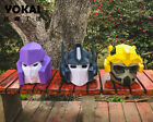 """Buy """"DIY Robot Optimus Prime Bumblebee Megatron 3D Paper Mask For Cosplay New"""" on EBAY"""