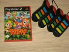Sony PlayStation PS2 Buzz USB Buzzers controllers Buzz Junior Jungle Party Game