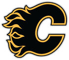 "Calgary Flames NHL Car Bumper Sticker Decal ID:2 ""SIZES"" $3.75 USD on eBay"