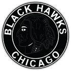 "Chicago Blackhawks NHL Car Bumper Sticker Decal ID:5 ""SIZES"" $4.25 USD on eBay"