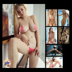 """Z • 1712 Sexy Girl Models Beer Mini Poster Hi Quality Glossy Paper Photo 4""""x6"""""""