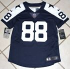 NEW $150 NIKE Dallas Cowboys DEZ BRYANT LIMITED Jersey WOMEN'S Throwback SEWN $49.95 USD on eBay