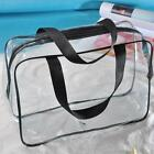 PVC Wash Organizer Pouch Clear Waterproof Cosmetic Travel Makeup Bag Pouch Kit
