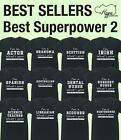 Best Superpower 2 unisex t-shirt Funny Gift Present Magic Force Job Joke Novelty