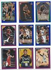 2018-19 PANINI HOOPS PARALLEL's - BLUE - PURPLE - WINTER (RC's, STARS) - U-PICK!