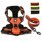 Truelove No-pull Dog Harness and Leads Front Leading Reflective for Rottweiler