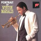 Portrait Of Wynton Marsalis - Wynton Marsalis (CD 1988) NEW SEALED