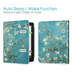 For New Kindle 10th Generation 2019 Folio Case Book Style Cover Auto Sleep Wake