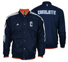 Adidas NBA Basketball Boys Youth Charlotte Bobcats On Court Reversible Jacket on eBay