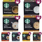 Nescafe Dolce Gusto STARBUCKS Coffee Capsule/Pods-BUY 5 GET 2 FREE
