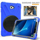 For Samsung Galaxy Tab A 10.1 T580 Rotating Defender Heavy Duty Hard Case Cover