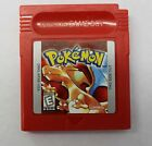 Pokemon Red - Nintendo Game Boy Game Authentic