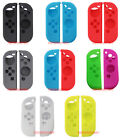Silicone Rubber Skin Case Gel Cover Grip For Nintendo Switch Joy-Con Color USA!