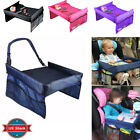 Внешний вид - Kids Travel Tray for Snack Waterproof Safety Baby Car Seat Table Board Eat +Play