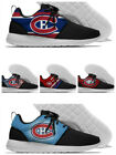 Montreal Canadiens Shoes Sneakers Nhl Limited Edition Ice Hockey For Men Size #2 $42.74 USD on eBay