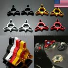 US 17mm Motorcycle CNC Hexagon Fork Preload Adjusters for Ducati 999 R 2004 2003 $10.39 USD on eBay