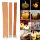 Wooden Wick Candle Core 10/20/40Sets Making Decor picture