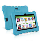 "7"" WiFi Quad Core 1+8GB Kids 3G Tablet Android 7.1 2*Cam Google 2500mAh TF Slot"
