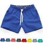 Men Swimming Board Shorts Swim Shorts Trunks Swimwear Beach Summer Trouser M~3XL