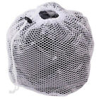 Drawstring Net Laundry Saver Mesh Strong Wash Washing Machine Net Bag Thicken