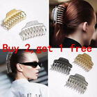 Fashion Women Ladies  Hair Claws Clamp Clips Metal Hairpin Hair Accessories GIFT