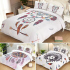 High Quality Print Bedding Set Quilt Duvet Cover Pillowcase Bedclothes All Size image