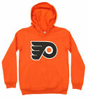 Outerstuff NHL Youth Philadelphia Flyers Primary Logo Fleece Hoodie $29.99 USD on eBay