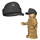 Kyпить  Custom FIELD CAP for Lego Minifigures -Pick your Color! WWII Soldier Infantry  на еВаy.соm