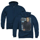 Star Trek Enterprise Series TRIP TUCKER Licensed Adult Back Print Zip-up Hoodie on eBay