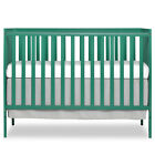 5 in 1 Convertible Bed Emerald Pine Wood Children