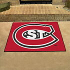 """NCAA Allstar 34"""" x 43"""" Area Rug 51 Colleges S to X"""
