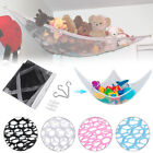 Toy Hammock Hanging Storage Net Corner Kids Stuffed  Animals Organizer hot