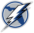 "Tampa Bay Lightning NHL Sport Car Bumper Sticker Decal ""SIZES"" $4.25 USD on eBay"