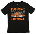 Outerstuff NFL Youth Cincinnati Bengals Team Color Short Sleeve Tee $9.99 USD on eBay
