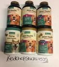 NaturVet Joint Health Chewable Tabs Soft Chews Level 1 2 3 Hemp For Dogs