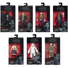 "1 Star Wars 6"" Action Figure The Black Series Collectible Movie Character In Box $8.47 USD on eBay"