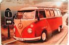 Vintage Tin Sign Decor, The VW Collection