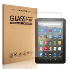 "For Amazon Kindle fire 7"" / HD 8"" 2020 Tablet HD Tempered Glass Screen Protector"