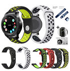 Silicone Band Watch Strap 42mm Bracelet For Samsung Galaxy Watch 46mm Gear S3 S2 image