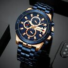 CURREN Quartz Watches Sport Men Wristwatch Men Casual Chronograph Watch Relojes image